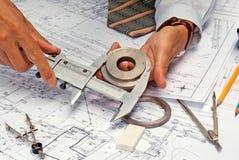 baserad industritillverkningsmetall arkivfoto