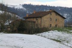 Baserria de Iruaritz, Lezama, país Basque Fotografia de Stock Royalty Free