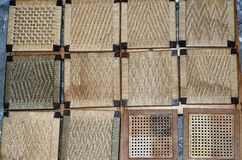 Bases of chairs Royalty Free Stock Photography