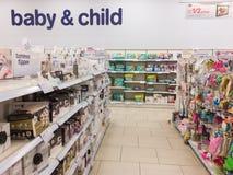 Bases de bébé Images stock