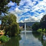 Bases de tour dans Tuttlingen photographie stock libre de droits