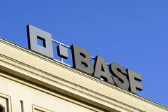 BASF - Logo Royaltyfri Bild