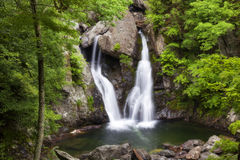 Bash Bish Falls royalty free stock photos