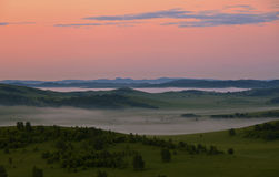 Bashang Grassland Of Inner Mongolia Royalty Free Stock Images