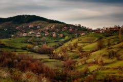 Bashevo wioska, Wschodni Rhodopes, Bułgaria Obraz Stock