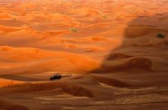 bashing дюна Стоковые Изображения