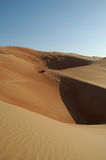bashing da duna 4x4 Imagem de Stock Royalty Free