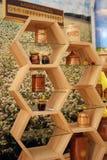 Bashkir honungställning Royaltyfri Bild