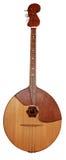 Bashkir mandolin - dombra Royaltyfri Fotografi