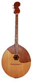 Bashkir mandolin - dombra Royalty Free Stock Photography