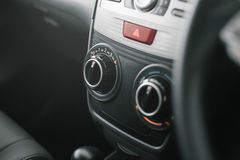 Basic air con control Stock Photography