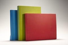 Basic blank book Stock Photo