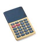 Basic calculator Royalty Free Stock Photos