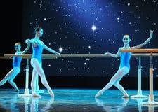 Basic dance training course Stock Photos