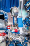 Basic Glass Reactor system for Pilot Plants Royalty Free Stock Image