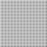 Basic grid, mesh pattern with shadow. Seamlessly repeatable patt. Ern - Royalty free vector illustration Stock Photography