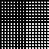 Basic grid, mesh pattern with shadow. Seamlessly repeatable patt. Ern - Royalty free vector illustration Royalty Free Stock Photo