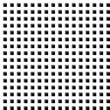 Basic grid, mesh pattern with shadow. Seamlessly repeatable patt. Ern - Royalty free vector illustration Royalty Free Stock Photography