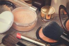 Basic make up Royalty Free Stock Image