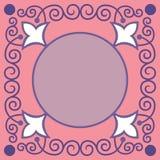 Basic ornamental border Royalty Free Stock Photography