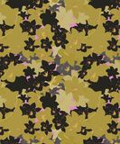 Black, Pink, Brown cherry blossom Floral Seamless Pattern. The Black, Pink, Brown cherry blossom pattern new design for fabric prints and decor.n vector illustration