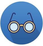 Spectacles Isolated Vector icon that can easily modify or edit vector illustration