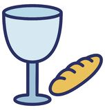 Drinks, easter drink Isolated Vector icon which can easily modify or edit vector illustration