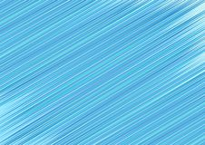Diagonal Blue Stripes Texture for Abstract Background stock illustration
