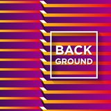 Striped background gradient colors vector illustration