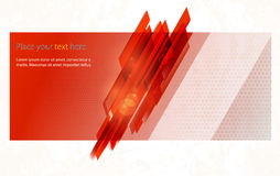 Basic RGB. Abstract banner vector background eps10 design backdrop royalty free illustration