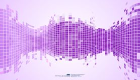 Abstract background mosaic pixels. Abstract square pixel mosaic background. Vector illustration eps-10 vector illustration