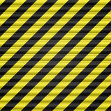 Basic RGBSteel striped door shutter Stock Photography