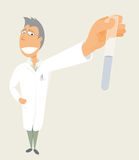 Basic science chemistry Stock Images