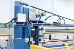 Basic systems of the printing press, automatic Stock Image