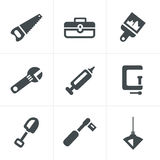 Basic - Tools and Construction Stock Images