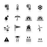 Basic - Weather Royalty Free Illustration