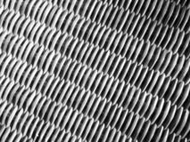 Abstract rail in black and white stock images