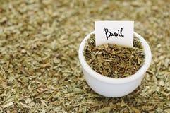 Basil Royalty Free Stock Photo