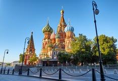 basil czerwonym s square katedralny st Zdjęcia Stock