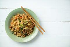 basil smażący ryż Obrazy Stock