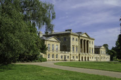 Basildon Park country house, Berkshire, England Stock Image