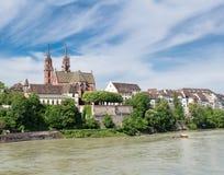 Basilea, Svizzera Fotografia Stock