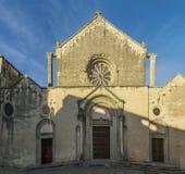 Basilic święty Catherine Aleksandria Obraz Royalty Free