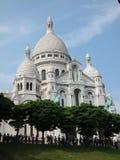 Basilic av Sacre Coeur, Paris, 2005 Royaltyfri Foto