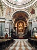 Basilic Esztergom obrazy royalty free