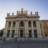 Basilic s.giovanni laterano roma Royalty Free Stock Photo