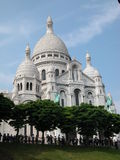 Basilic of Sacre Coeur, Paris, 2005 Royalty Free Stock Photo