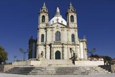 Basilic van Sameiro Braga, stock afbeeldingen