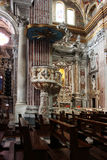 basilica Arkivfoto