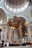 Basilica Agatha en Barbara Stock Photo